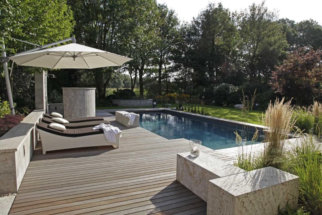 Ancona und twin zinsser poolbau for Pool designs under 50 000