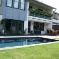 Reihenhaus mit Swimmingpool - der garten ist nicht zu klein, der Pool nicht zu groß