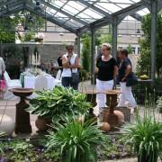 Feste und Jubiläen im Orangerie-Café