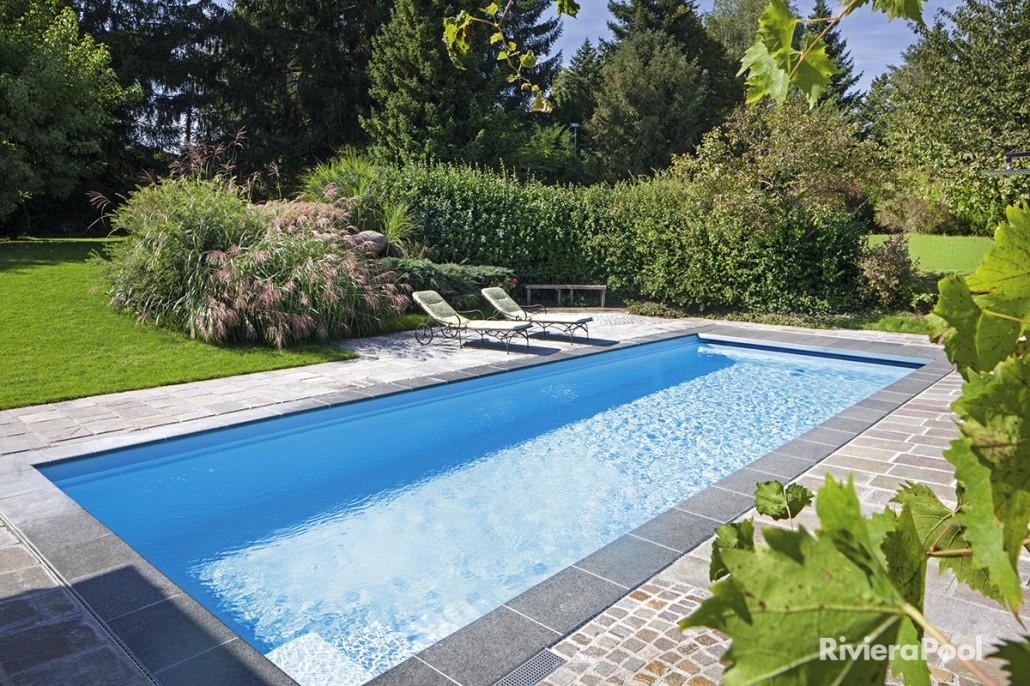 Ancona zinsser poolbau - Riviera pool ...